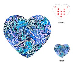 Ml 130 4 Playing Cards (heart)