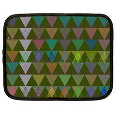 Zappwaits Triangles 2 Netbook Case (xxl)