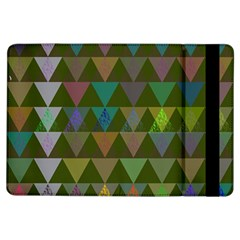 Zappwaits Triangles 2 Ipad Air Flip by zappwaits