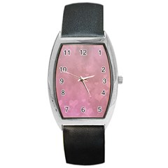 Lovely Hearts Barrel Style Metal Watch by lucia