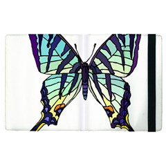A Colorful Butterfly Apple Ipad Pro 12 9   Flip Case