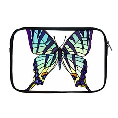 A Colorful Butterfly Apple Macbook Pro 17  Zipper Case