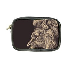 Angry Male Lion Coin Purse