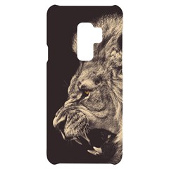 Angry Male Lion Samsung S9 Plus Frosting Case