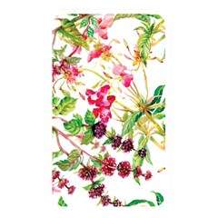Painting Flowers Memory Card Reader (rectangular)