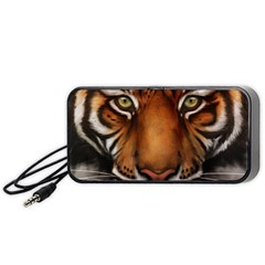 The Tiger Face Portable Speaker