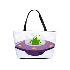 Ufo Classic Shoulder Handbag