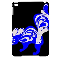 Skunk Animal Still From Apple Ipad Mini 4 Black Frosting Case
