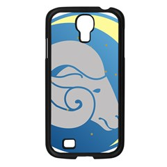 Ram Zodiac Sign Zodiac Moon Star Samsung Galaxy S4 I9500/ I9505 Case (black)
