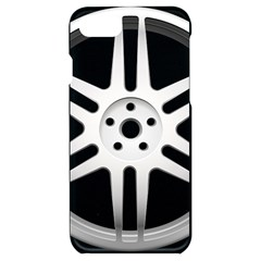 Wheel Skin Cover Iphone 7/8 Black Frosting Case by Sudhe