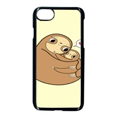 Sloth Iphone 8 Seamless Case (black) by Sudhe