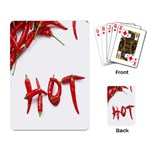 Hot Playing Cards Single Design Back