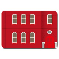 Red House Large Doormat