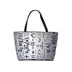 Science Formulas Classic Shoulder Handbag