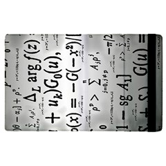 Science Formulas Apple Ipad Pro 12 9   Flip Case