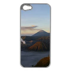 Sunrise Mount Bromo Tengger Semeru National Park  Indonesia Iphone 5 Case (silver)