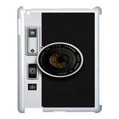 Vintage Camera Apple Ipad 3/4 Case (white)