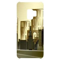 Architecture City House Samsung S9 Frosting Case
