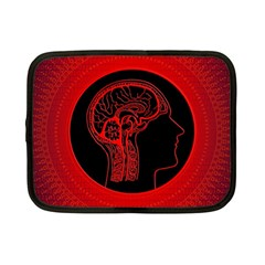 Artificial Intelligence Brain Think Netbook Case (small)