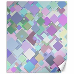Colorful Background Multicolored Canvas 20  X 24