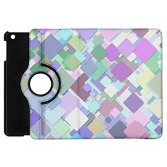 Colorful Background Multicolored Apple Ipad Mini Flip 360 Case