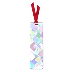 Colorful Background Multicolored Small Book Marks