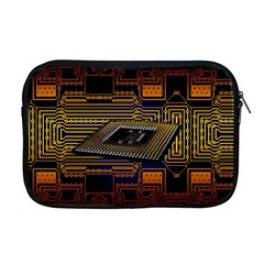 Processor Cpu Board Circuits Apple Macbook Pro 17  Zipper Case