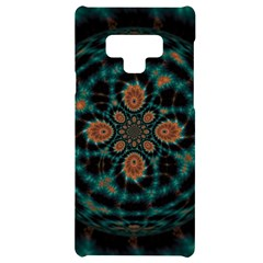 Abstract Digital Geometric Pattern Samsung Note 9 Frosting Case