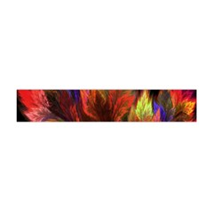 Abstract Digital Art Fractal Flano Scarf (mini) by Sudhe