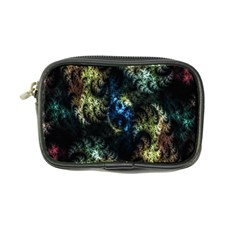 Abstract Digital Art Fractal Coin Purse