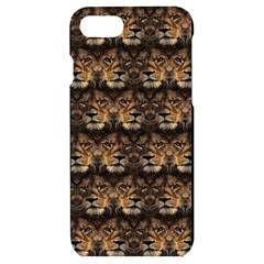 Lion Face Iphone 7/8 Black Frosting Case