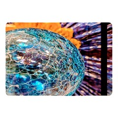 Multi Colored Glass Sphere Glass Apple Ipad Pro 10 5   Flip Case