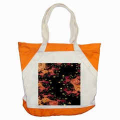 Fractal Fantasy Art Design Swirl Accent Tote Bag