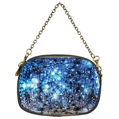 Abstract Fractal Magical Chain Purse (two Sides)