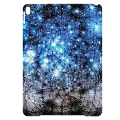Abstract Fractal Magical Apple Ipad Pro 10 5   Black Frosting Case