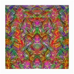 Background Psychedelic Colorful Medium Glasses Cloth (2 Side)
