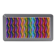 Background Wallpaper Psychedelic Memory Card Reader (mini)