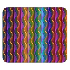 Background Wallpaper Psychedelic Double Sided Flano Blanket (small)