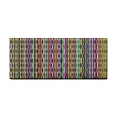 Psychedelic Background Wallpaper Hand Towel