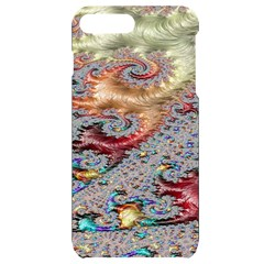 Fractal Artwork Design Pattern Iphone 7/8 Plus Black Frosting Case