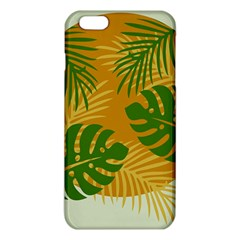 Leaf Leaves Nature Green Autumn Iphone 6 Plus/6s Plus Tpu Case
