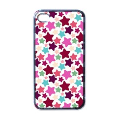 Stars Pattern Iphone 4 Case (black) by Sudhe
