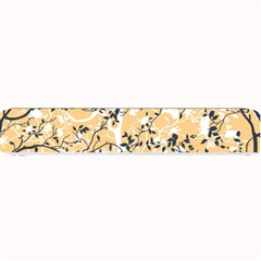 Floral Pattern Background Small Bar Mats