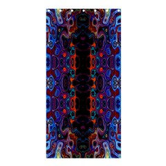 Kaleidoscope Art Pattern Ornament Shower Curtain 36  X 72  (stall)  by Sudhe