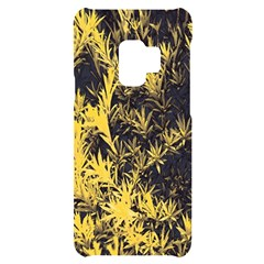Artistic Yellow Background Samsung S9 Frosting Case