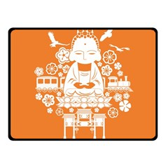Taiwan Changhua Wikiproject Fleece Blanket (small)