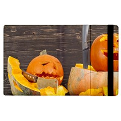Old Crumpled Pumpkin Apple Ipad 2 Flip Case by rsooll