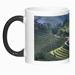 Rock Scenery The H Mong People Home Morph Mugs
