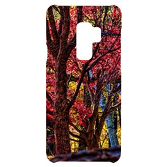 Autumn Colorful Nature Trees Samsung S9 Plus Frosting Case