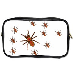 Nature Insect Natural Wildlife Toiletries Bag (one Side)